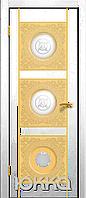 Дверь Межкомнатная ЮККА Рим (гравировка)