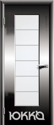 Дверь Межкомнатная с молдингом Модерн  М2