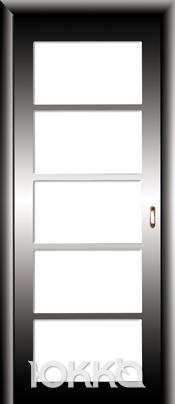 Дверь Межкомнатная с решеткой Модерн  М2
