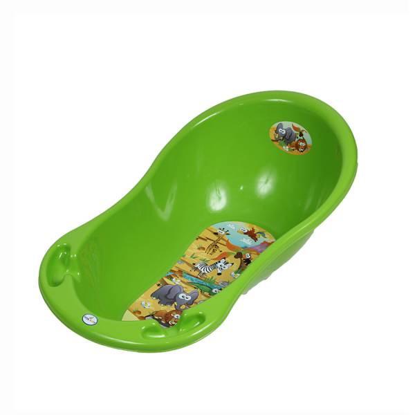 Детская ванночка ТЕГА овальная  102 см  SAFARI (Сафари)