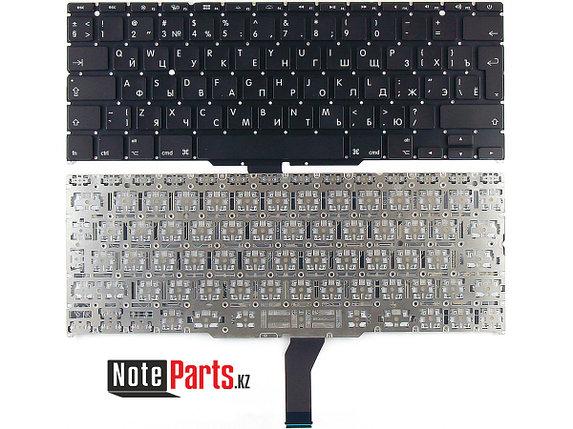 """Клавиатура для ноутбука Apple Macbook Air A1370 / A1465  RU  """"Г"""" образный Enter, фото 2"""