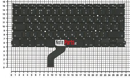 """Клавиатура для ноутбука Apple MacBook Pro 13"""" A1425  RU  """"Г"""" образный Enter, фото 2"""