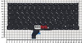"""Клавиатура для ноутбука Apple MacBook Pro 13"""" A1502  RU  """"Г"""" образный Enter"""