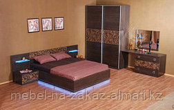 Модульная спальня Грация на заказ, фото 3