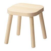 Табурет детский ФЛИСАТ ИКЕА, IKEA, фото 1