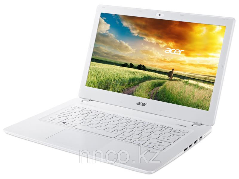 "Ноутбук Acer Aspire V3-371 13.3"" HD LED/Intel Core i5-5257U/4GB/8SSHD+500GB/UMA/Win 10 Home/White"