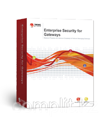 Trend Micro Enterprise Security for Gateways, English: Add.Vol., Normal, 26-50 User License,12 months