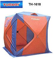 ПАЛАТКА ЗИМНЯЯ TUOHAI TH-1618 180 х 180 х 195 см, фото 1