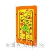 Детская игровая панель-лабиринт «Веселый счет», фото 1