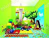 Игровая комната для детей. Волшебный лес-2