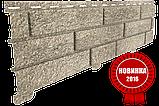 Акриловая Фасадная панель STONE HOUSE (Стоун Хаус) под кирпич, Бежевый, фото 2