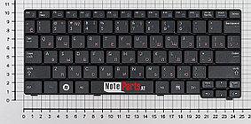 Клавиатура для ноутбука Samsung N145 /  N148 / N150  ENG,RU