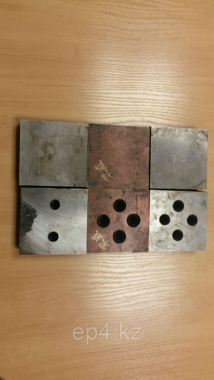 Ножы на станок для резки арматуры GQ42D