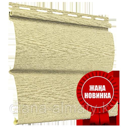 Фасадные панели Тимберблок Ясень золотистый