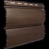 Фасадные панели Тимберблок Дуб Морёный, фото 2