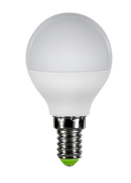 Лампа Светодиодная Лампа 5W шар Е14 К2700