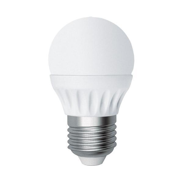 Лампа Светодиодная Лампа 5W шар Е27 К2700