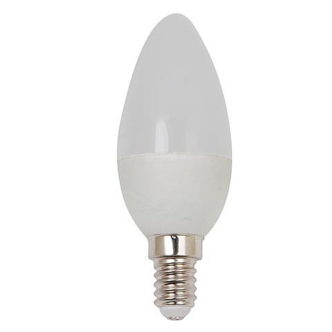 Лампа Светодиодная Лампа  7W свеча Е14 К4000