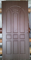 Нестандартная накладка на дверь металлическую