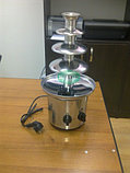 Шоколадный фонтан 4 яруса 45см., фото 5