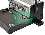 Брошюровщик на пластиковую пружину SD-2501A21, фото 5