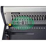 Брошюровщик на пластиковую пружину SD-2501A21, фото 6
