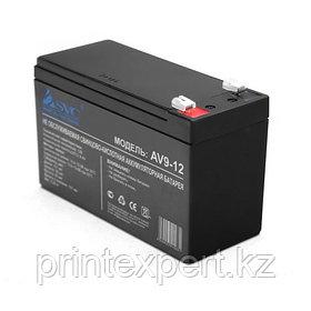 Батарея SVC 12В 9 Ач