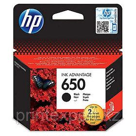 Картридж HP 650 Black