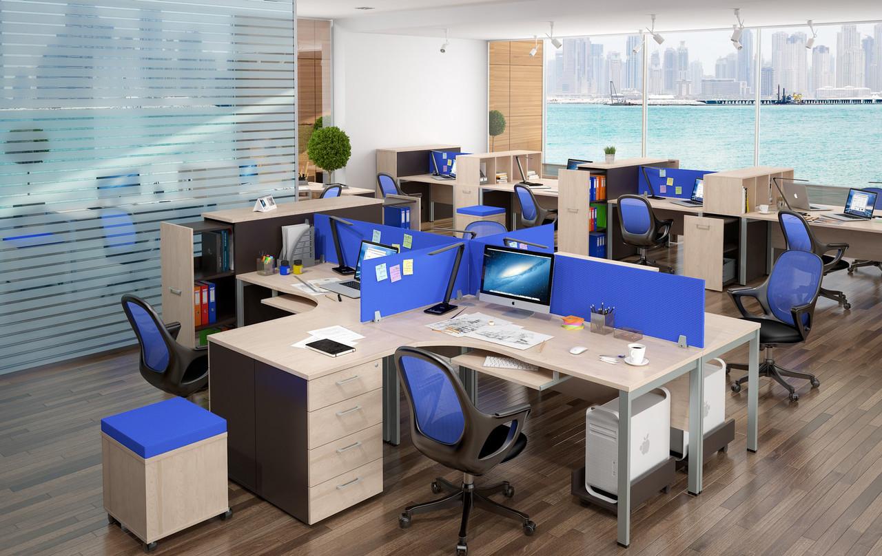 Стол офисный, угловой
