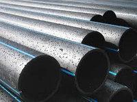 Полиэтиленовые трубы для газа/воды d25-1200 SDR9-41