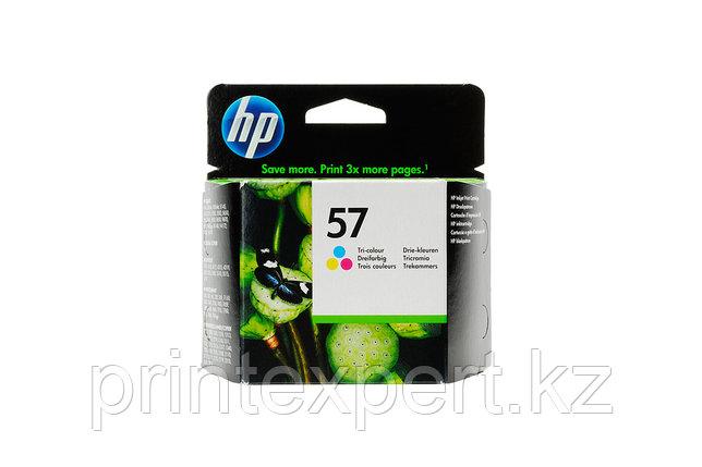 Картридж струйный HP 57 Tri-color, фото 2