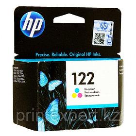 Картридж струйный HP №122 Tri-color