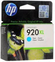 Картридж струйный HP №920XL Cyan