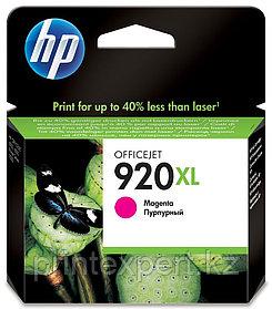 Картридж струйный HP №920XL Magenta