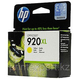 Картридж струйный HP №920 Yellow