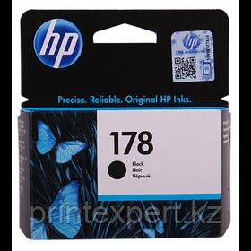 Картридж струйный HP №178 Black