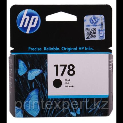 Картридж струйный HP №178 Black, фото 2
