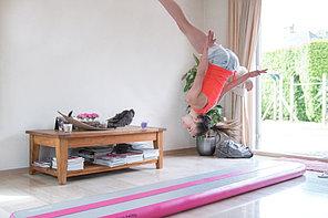 """Надувная акробатическая дорожка для тренировок """"Страйп"""""""