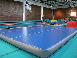 Надувной гимнастический ковер (AirMat, ковёр акробатический)