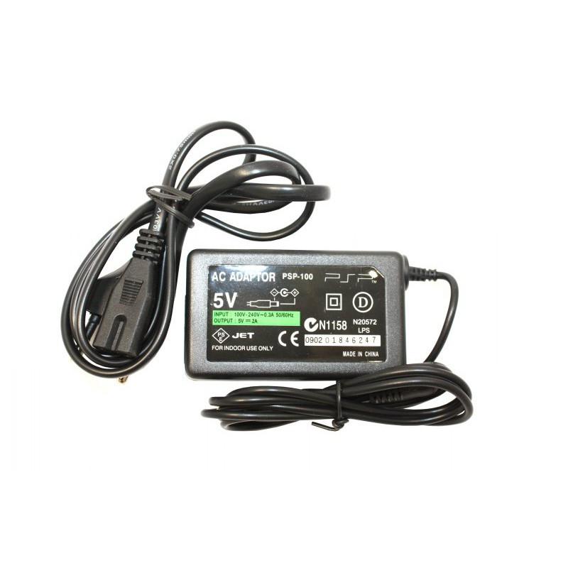 Сетевое зарядное устройство для Sony PSP и электронных книг (4.0x1.7) /5V 2A/