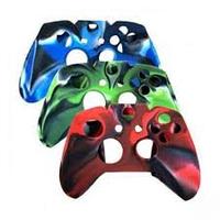 Силиконовый чехол для джойстика Xbox ONE камуфляж