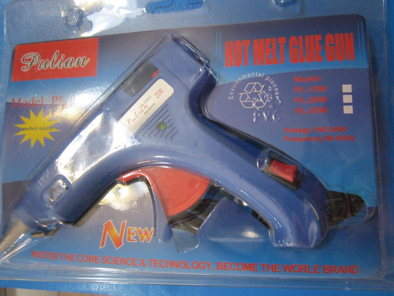 Клеевой пистолет (20W)