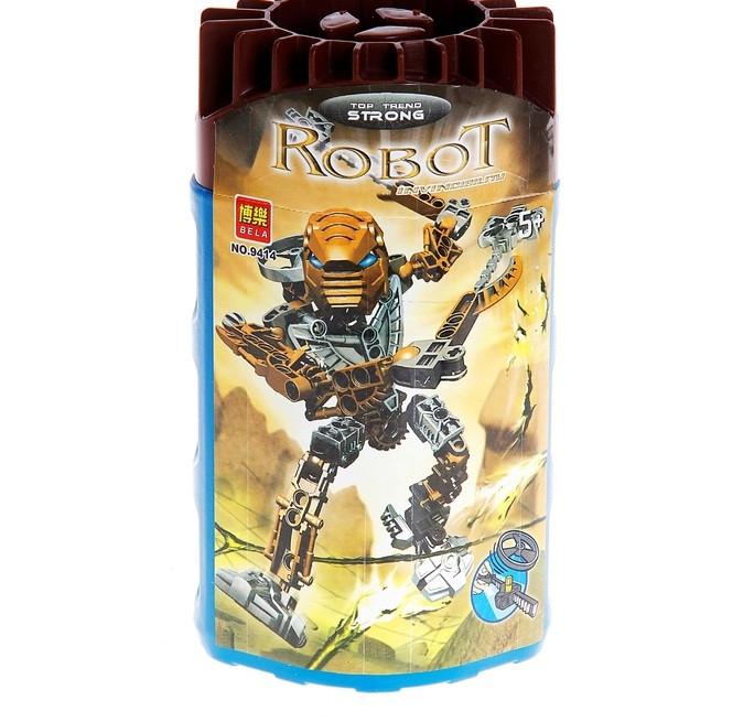 """Конструктор-робот """"Захватчик"""", МИКС 421506"""
