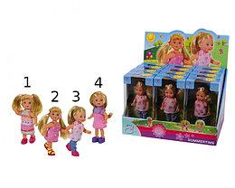Steffi Love Кукла Еви в летней одежде, 12 см