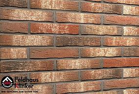 """Клинкерная плитка """"Feldhaus Klinker"""" для фасада и интерьера R658 sintra ardor belino"""