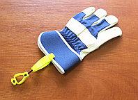 Зажим для перчаток, Зажим для крепления перчатки к одежде, фото 1