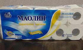 Туалетная бумага «Маолин»