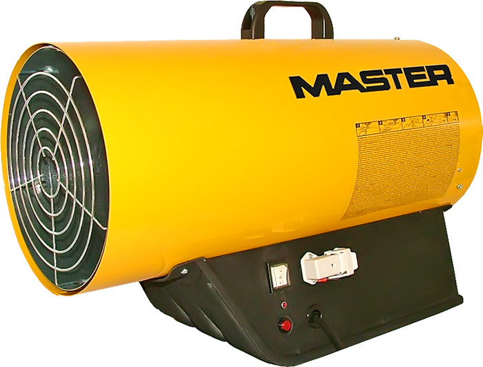 Мобильный газовый нагреватель (пропан/бутан) Master BLP 33 M