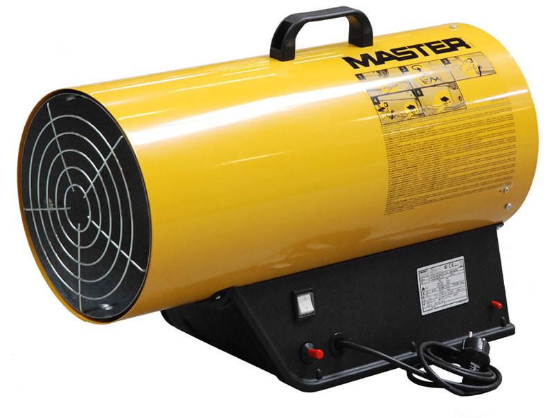 Мобильный газовый нагреватель (пропан/бутан) Master BLP 53 M