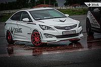 Обвес ZEUS на Hyundai Accent (Solaris) 2014+ , фото 1